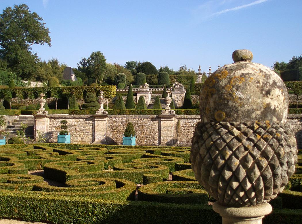 terrase jardin