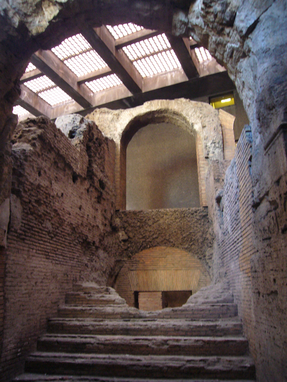 stadio domiziano ruins