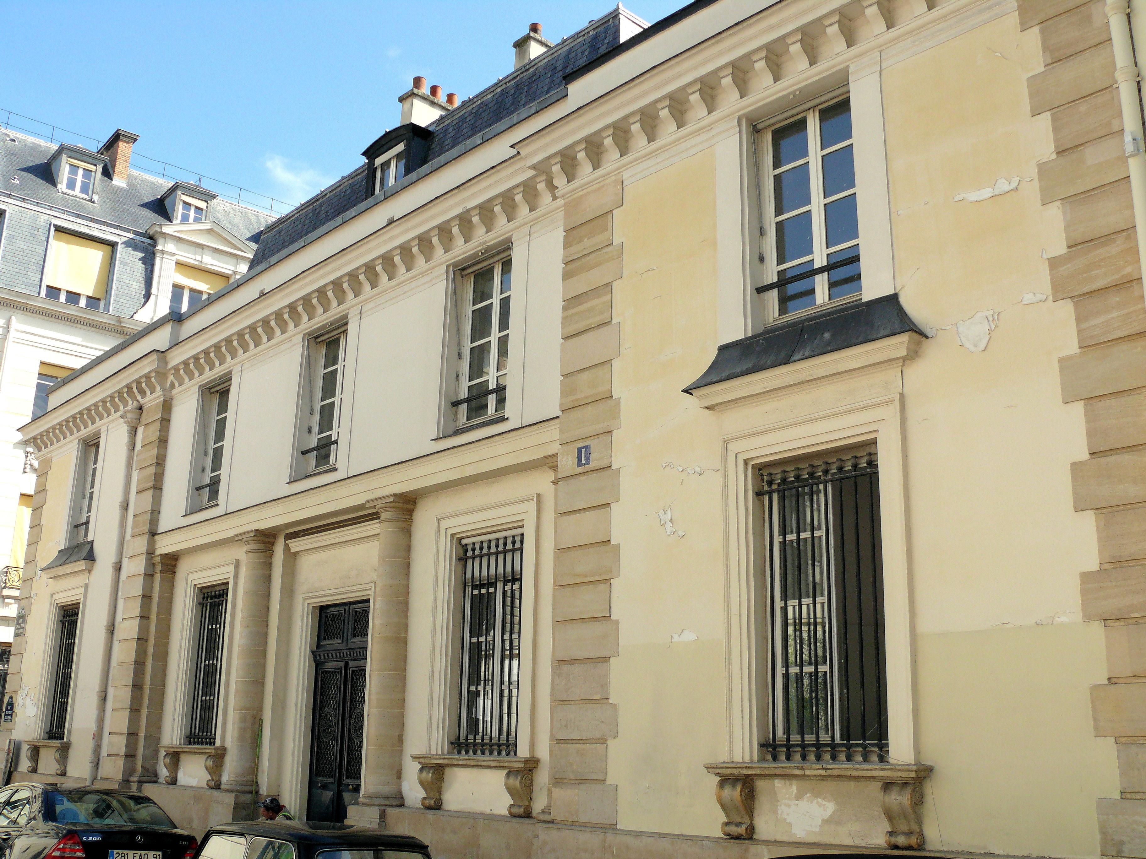 File paris 9 h tel de mademoiselle mars 1 jpg wikimedia commons - Mademoiselle a paris ...