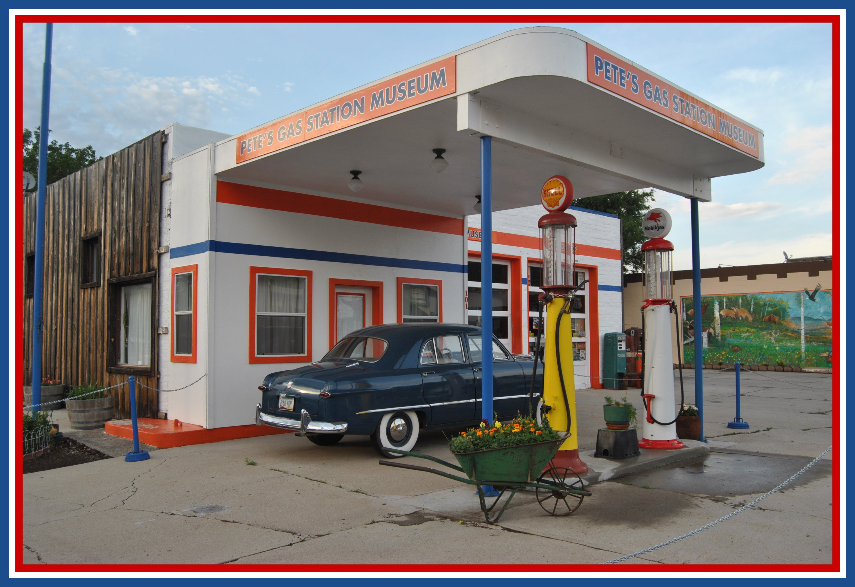 FilePeteu0027s Route 66 Gas Station Museumjpg FilePeteu0027s