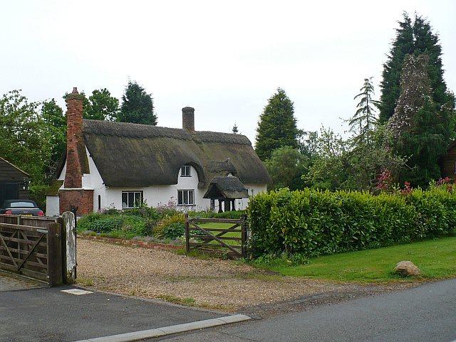 Pilgrim Cottage, Northwood End Road - geograph.org.uk - 824850