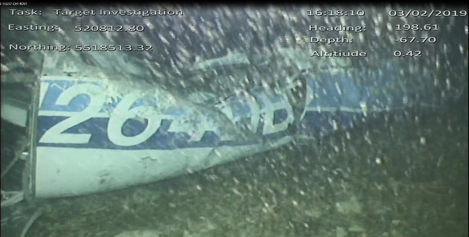 2019 English Channel Piper PA-46 crash - Wikipedia
