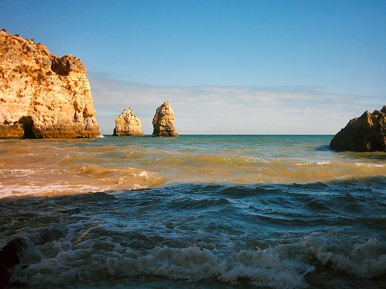 Beaches Near Lisbon Or Porto