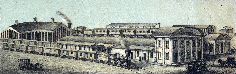 FilePresident St Station Baltimore 1869ajpg FilePresident St