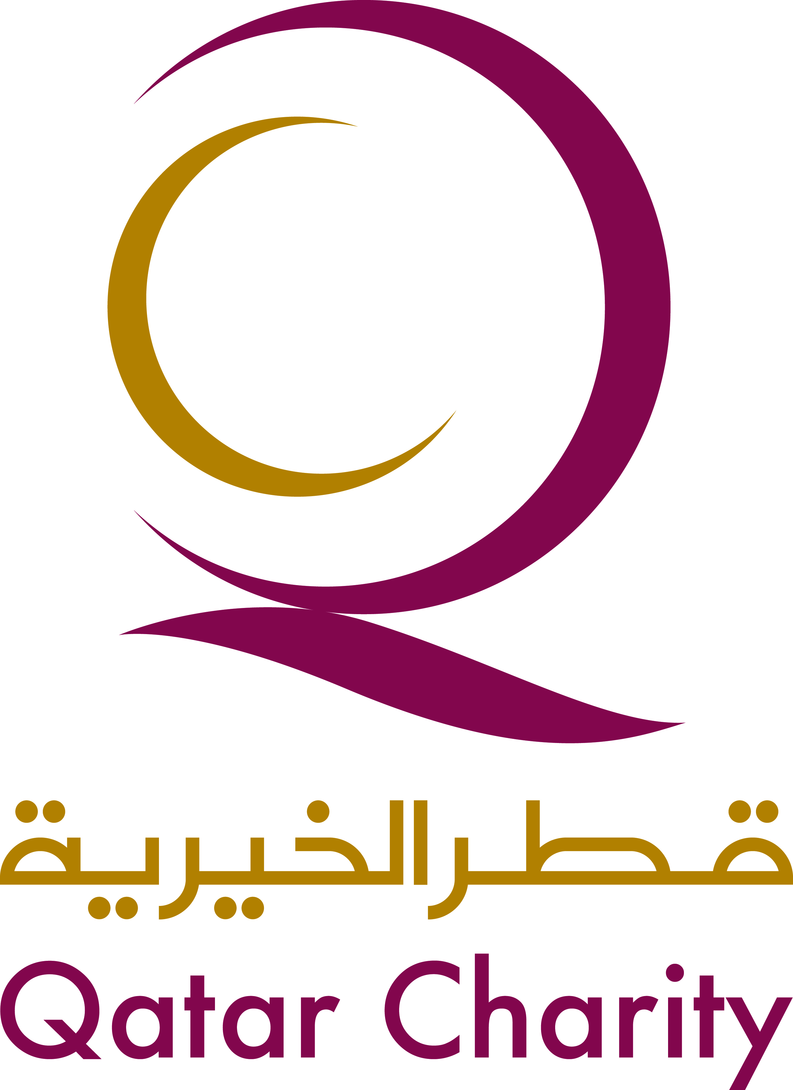 Image result for qatar charity logo