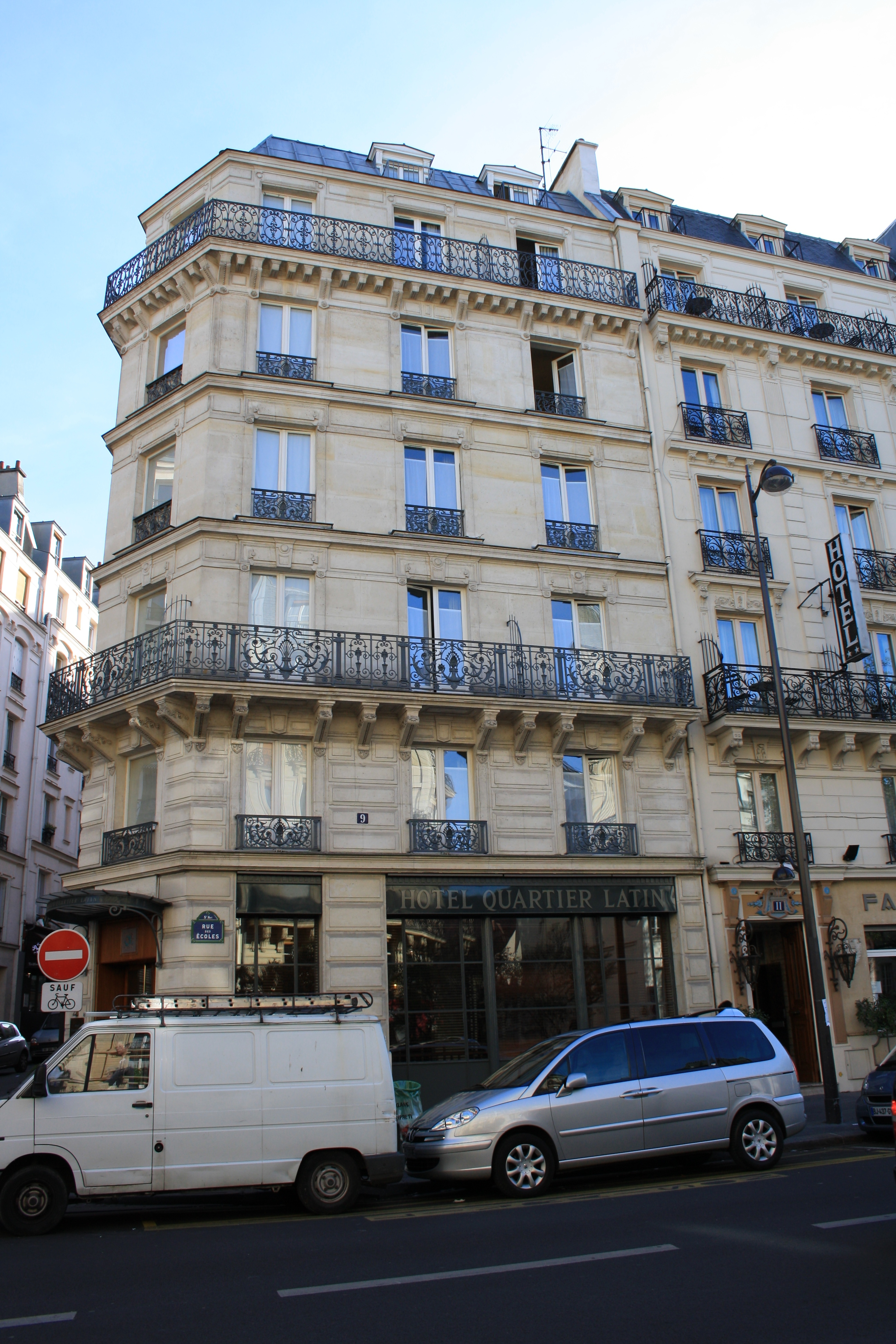 Hotel Paris  Arrondissement Bekanntestes Hotel