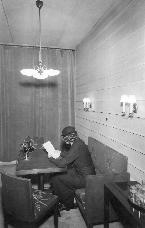 file radio house in fabianinkatu lecture studio in 1934 rh commons wikimedia org