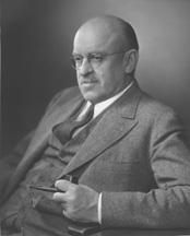 Senator Ralph Flanders, who introduced the resolution calling for McCarthy to be censured