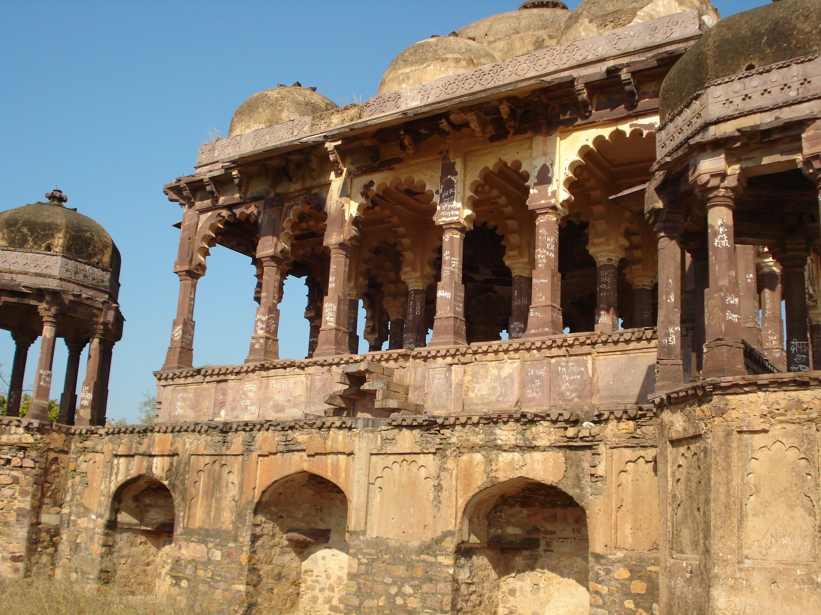 Ranthambore fort amazing places to visit near Kota