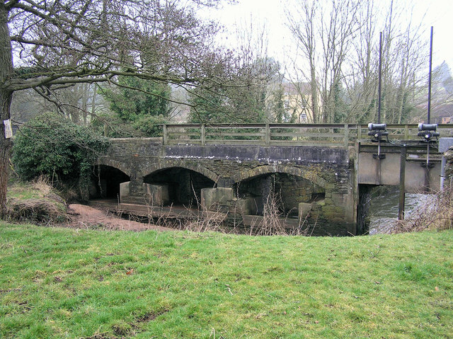 Remains of Bye Mill - geograph.org.uk - 1171672