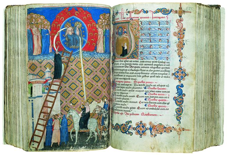 The Revelations of Saint Birgitta.