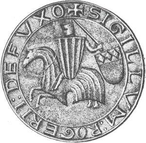 Depiction of Roger IV de Foix