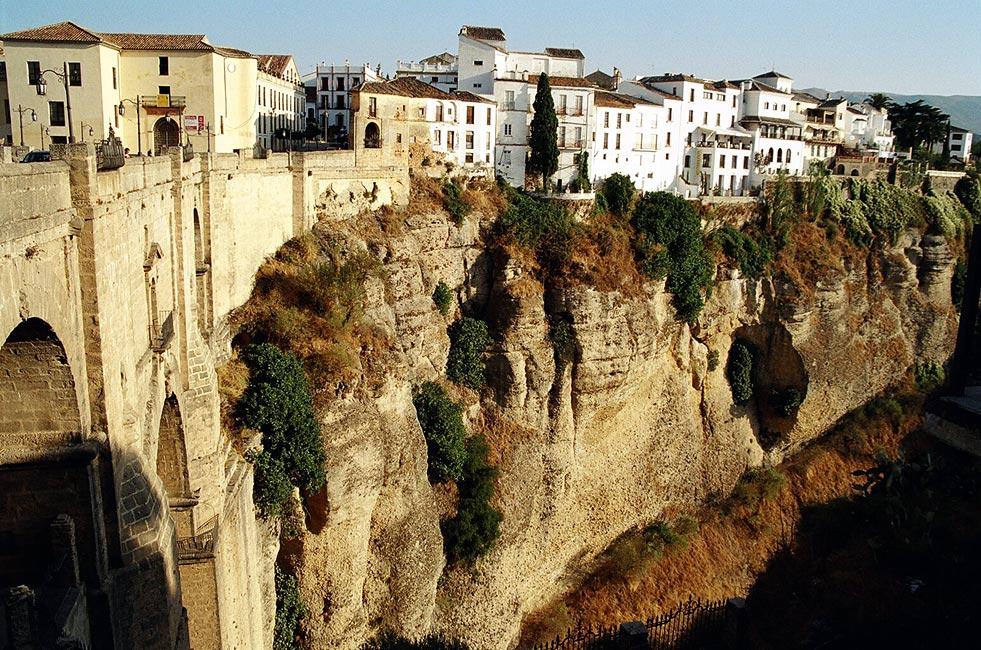 Ronda Wikipedia – Tourist Map Of Ronda Spain