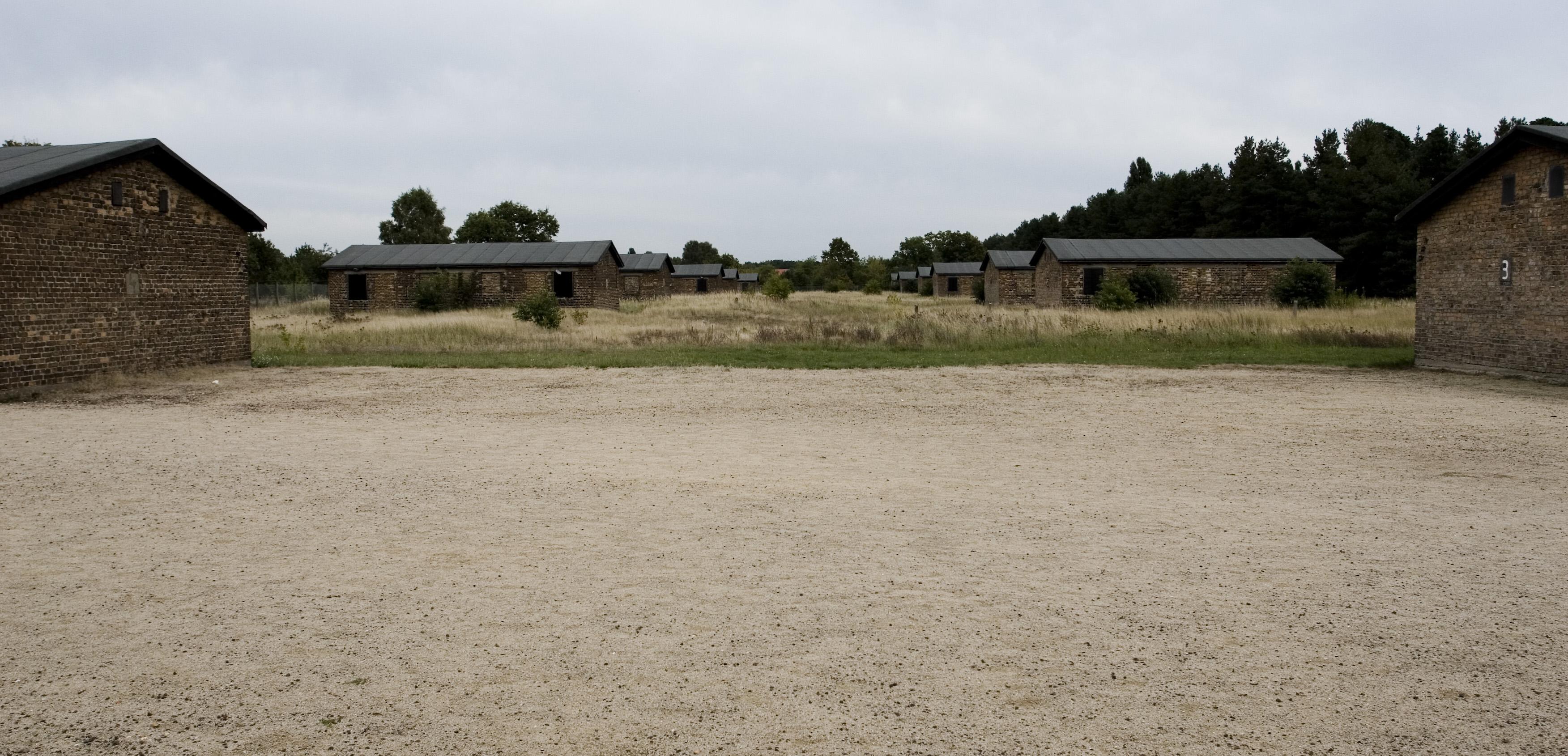 Sachsenhausen Concentration Camp Oranienburg 2007