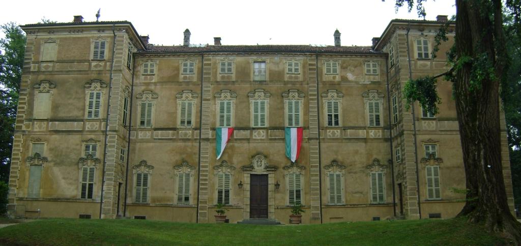 Castello Cavour di Santena - Wikipedia