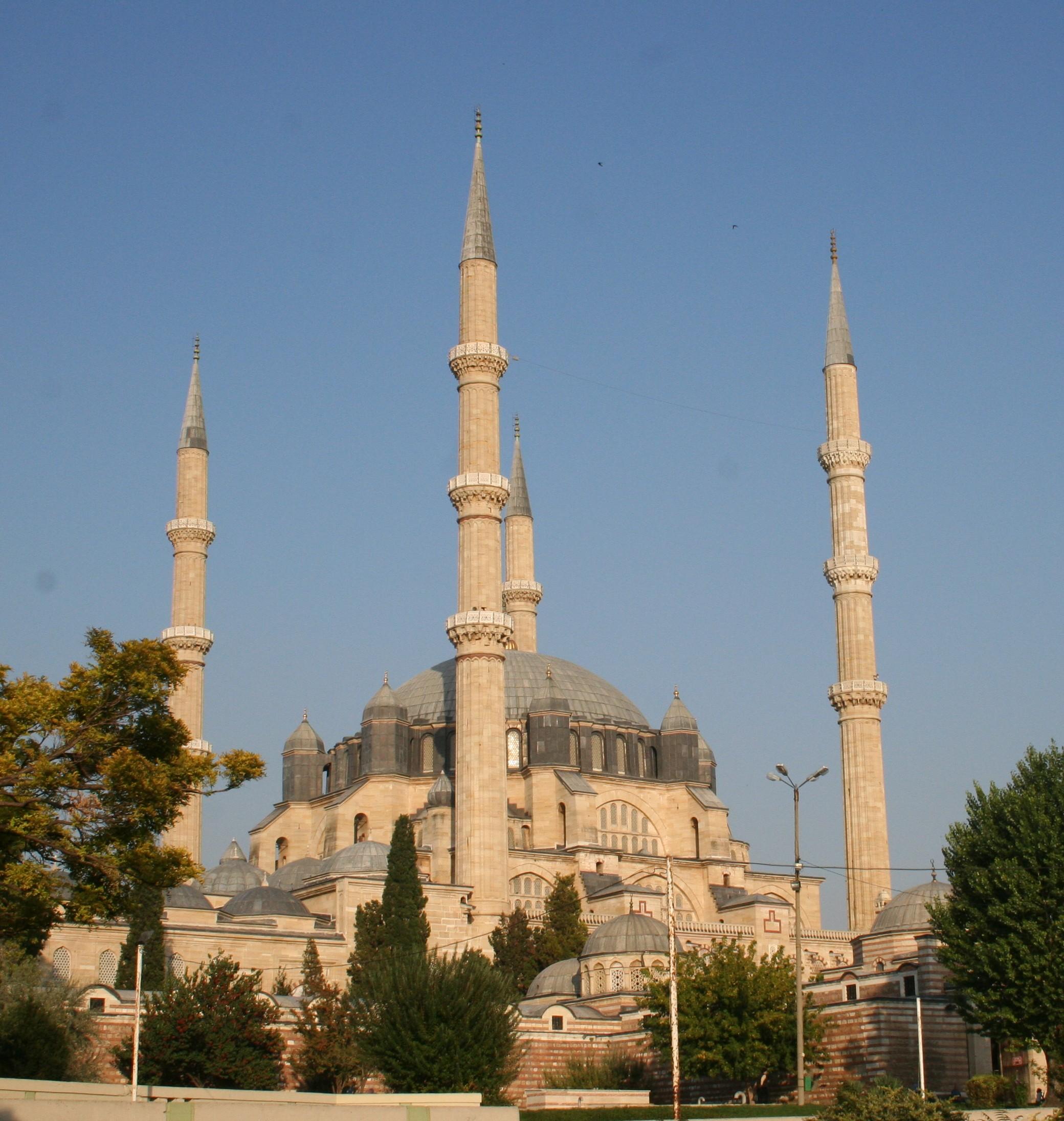 File:Selimiye camii.JPG - Wikimedia Commons