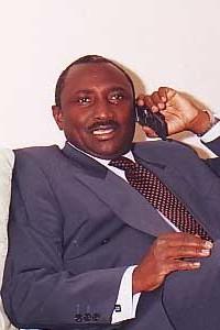 Sidya Touré Former Prime Minister of Guinea