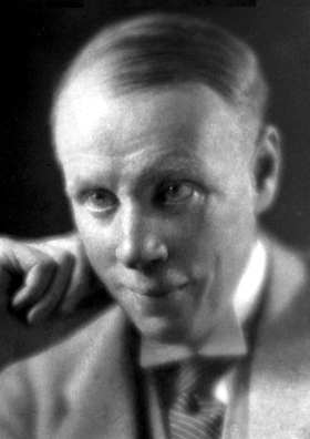 Portrait of Sinclair Lewis