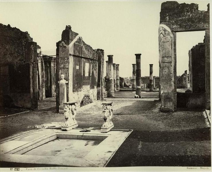 file sommer giorgio 1834 1914 n 1237 pompei casa di rh en m wikipedia org
