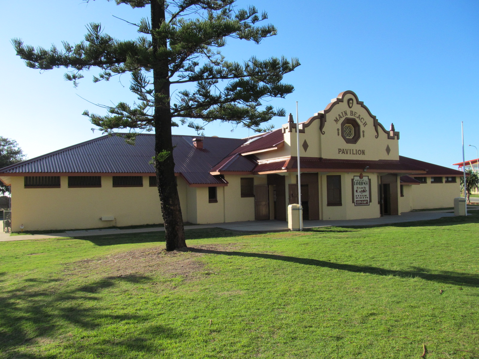 Southport Surf Club Function Room