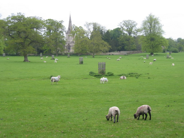 St. Bartholomew's Church, Corsham - geograph.org.uk - 515518