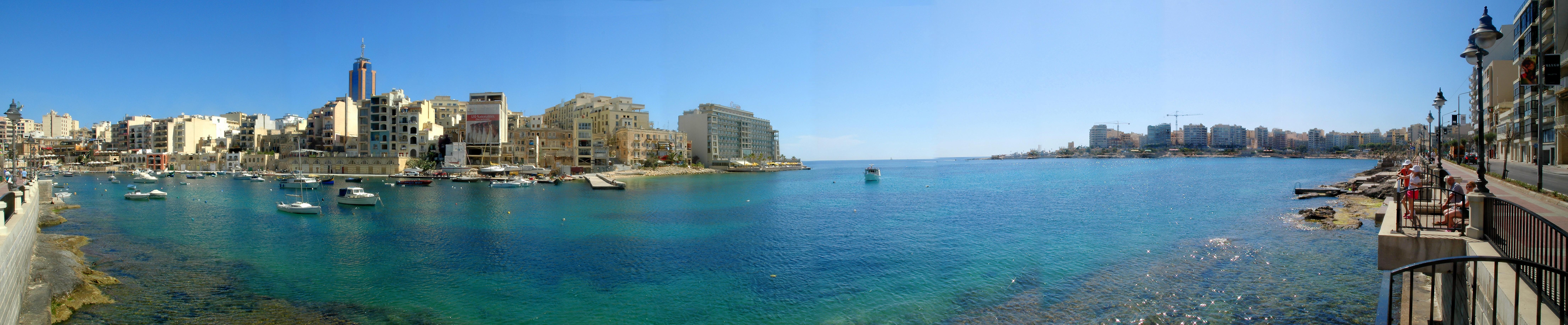 File:St. Julian's Bay, Malta.jpg - Wikimedia Commons