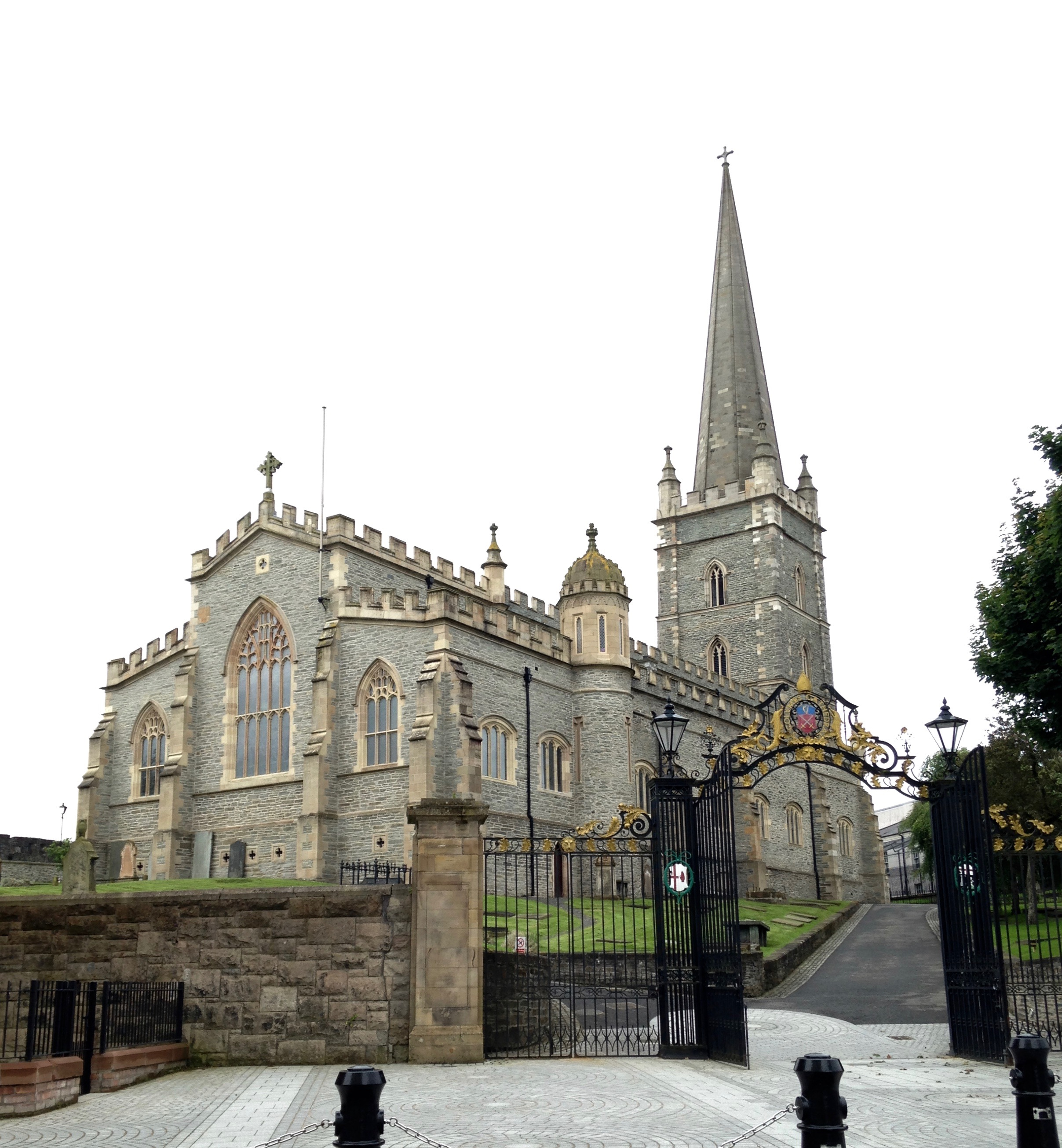 St Columb's Cathedral - Wikipedia