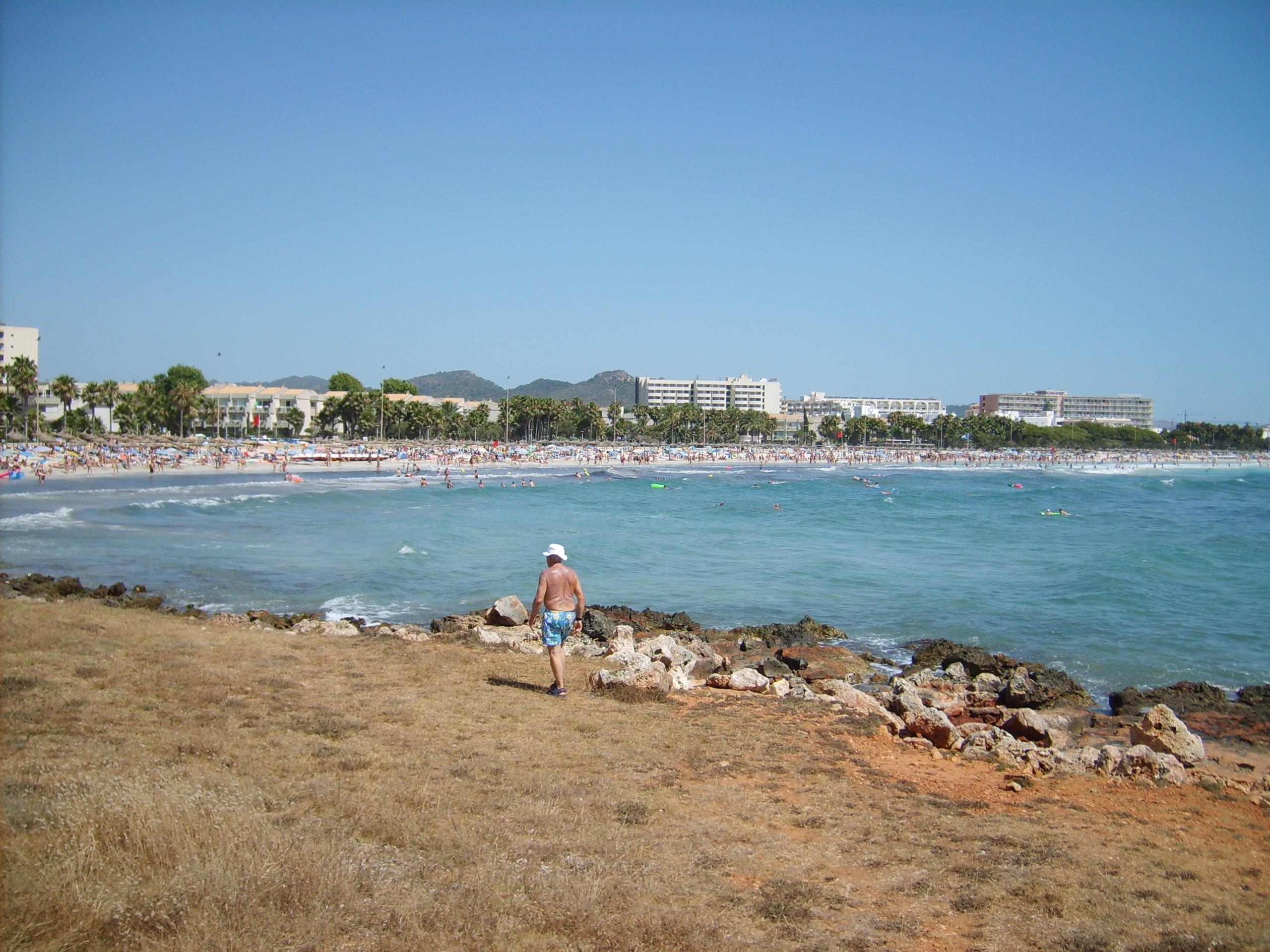 Mallorca Karte Sa Coma.Sa Coma Wikipedia