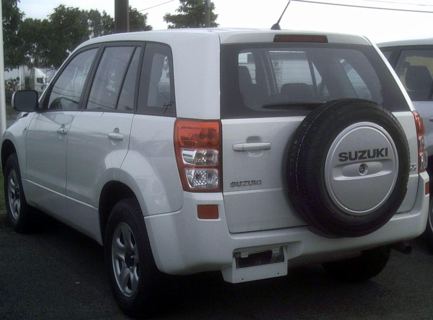 Suzuki Grand Vitara (2006)