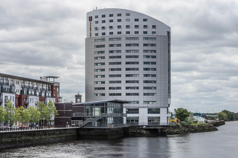 Clarion Hotel Limerick Car Parking