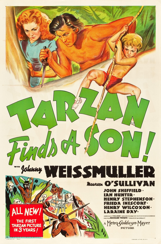 Tarzan Finds a Son! - Wikipedia