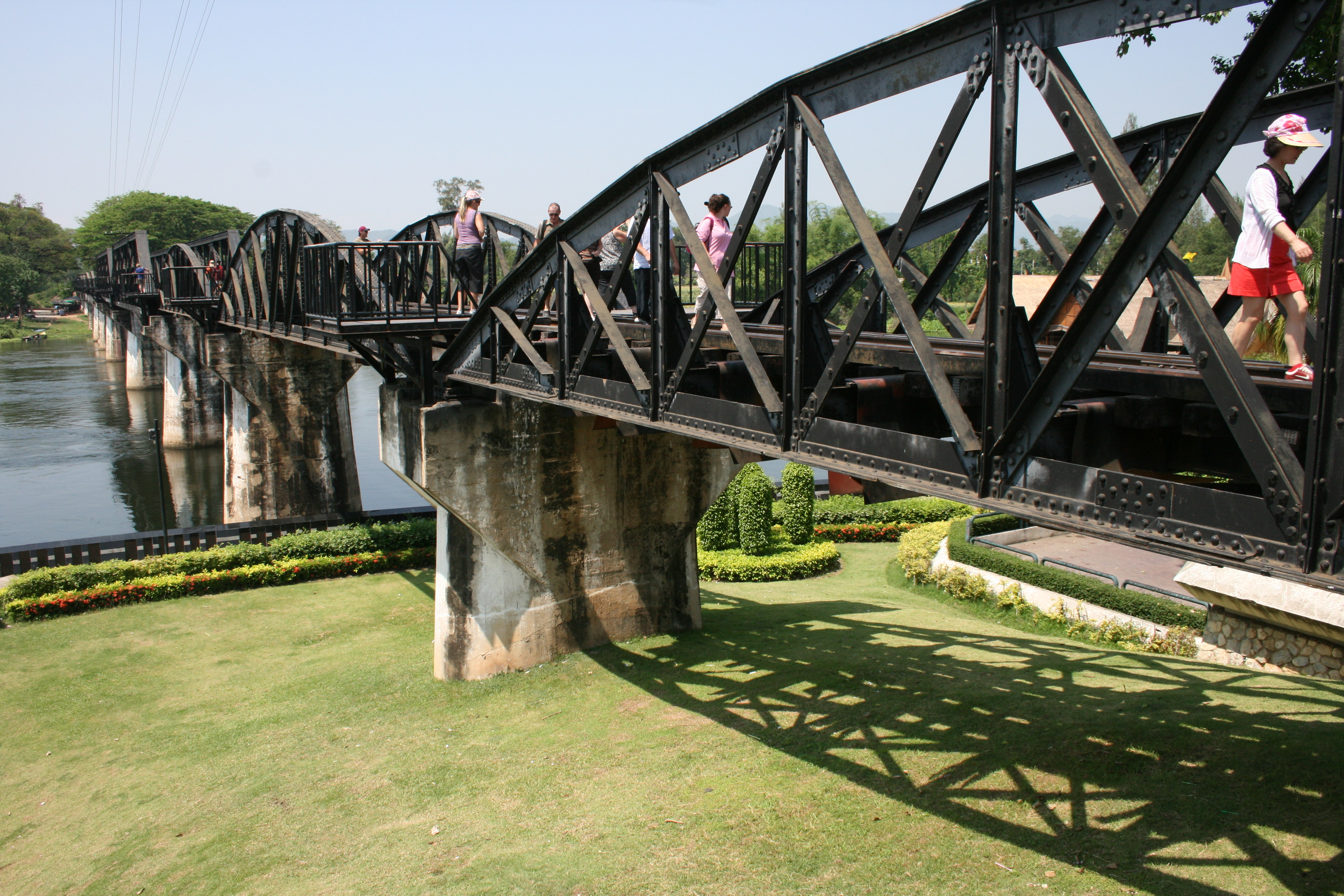 bridge on the river - photo #47