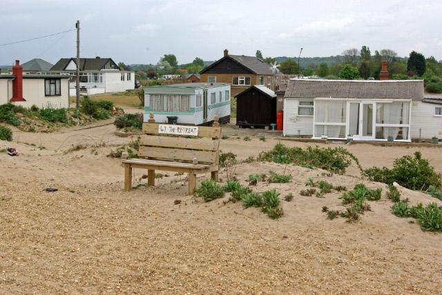 The Retreat, Snettisham Beach - geograph.org.uk - 427259