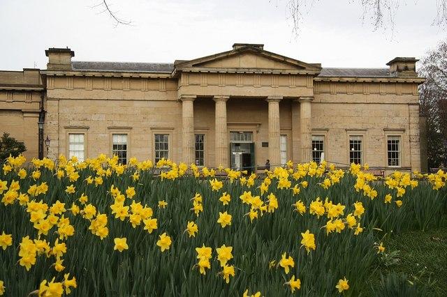 Jardins do Museu de York