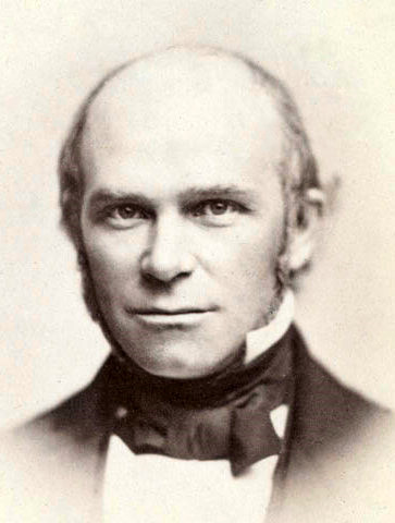 Portrait of Theodore Parker