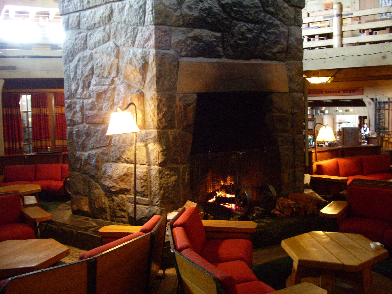 Cascade Dining Room Skamania Lodge