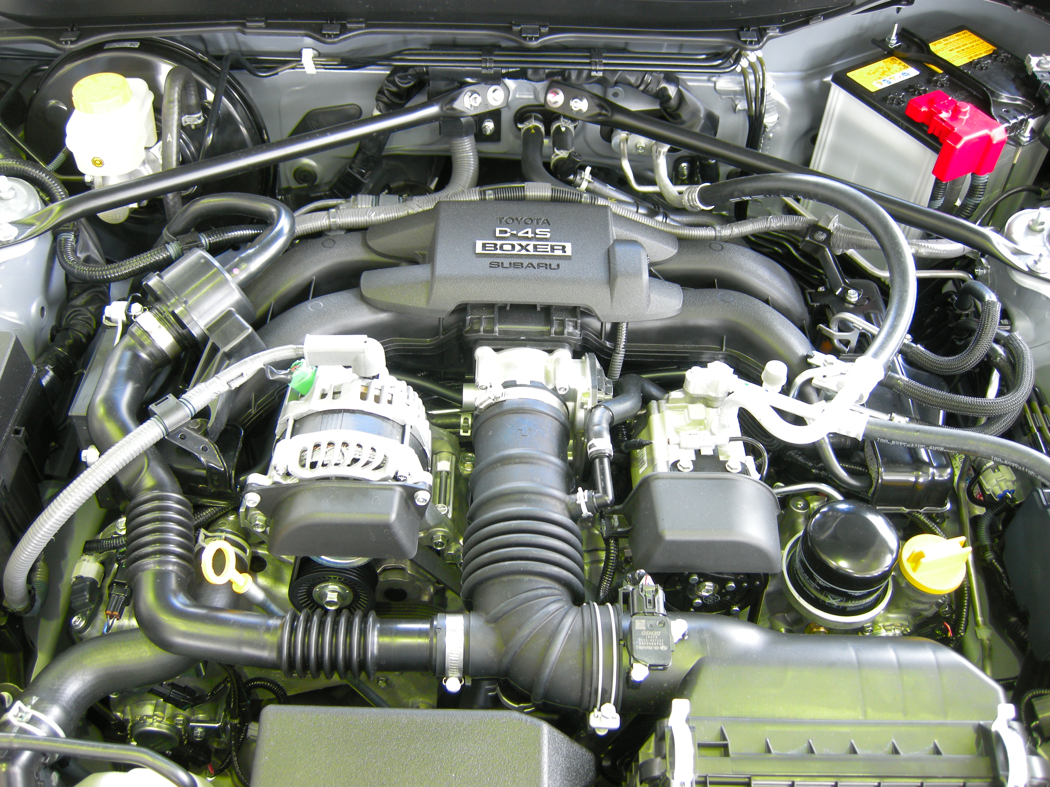 File Toyota 86 Engine Jpg Wikimedia Commons
