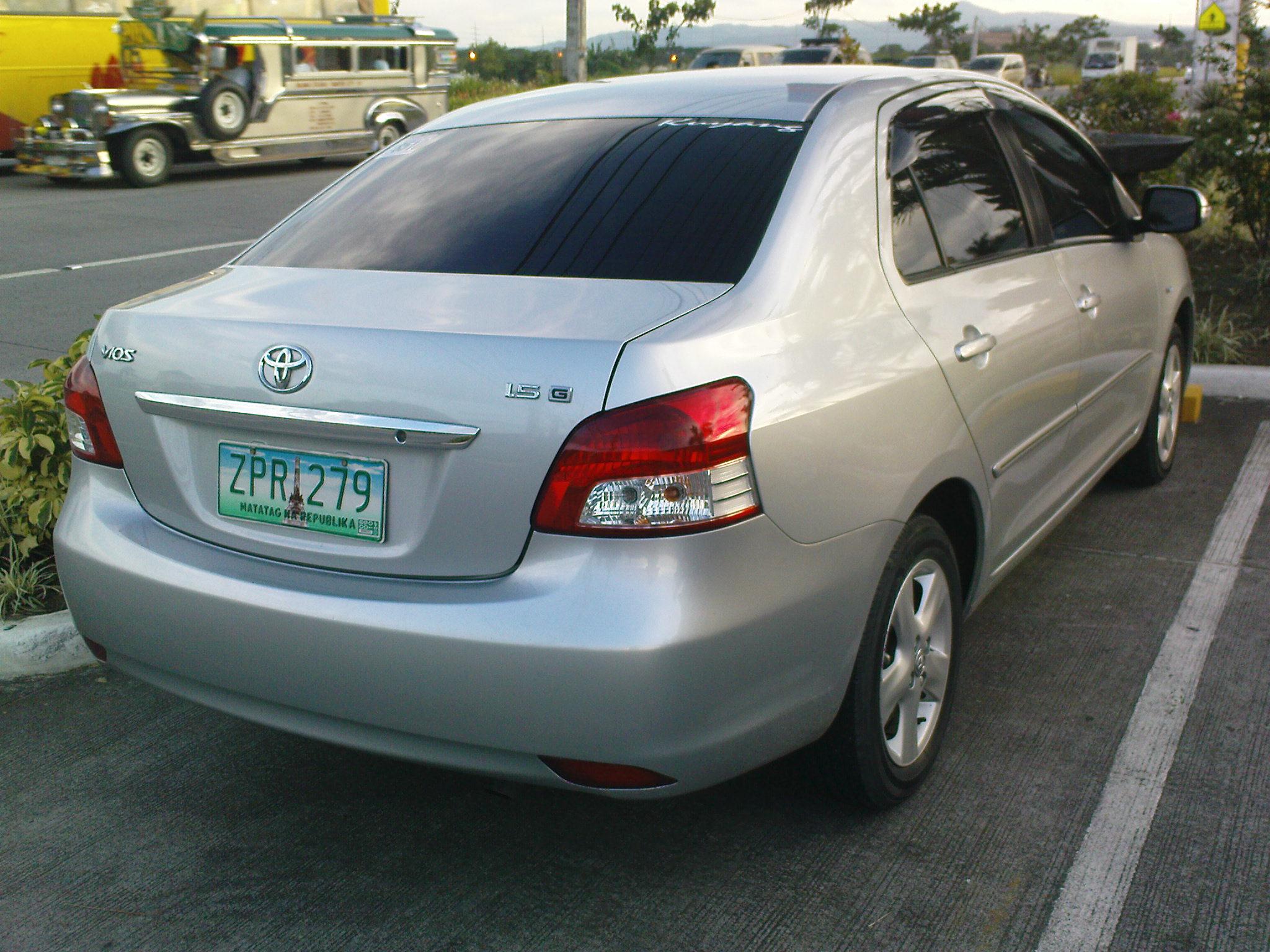 Kekurangan Toyota Vios 2009 Perbandingan Harga