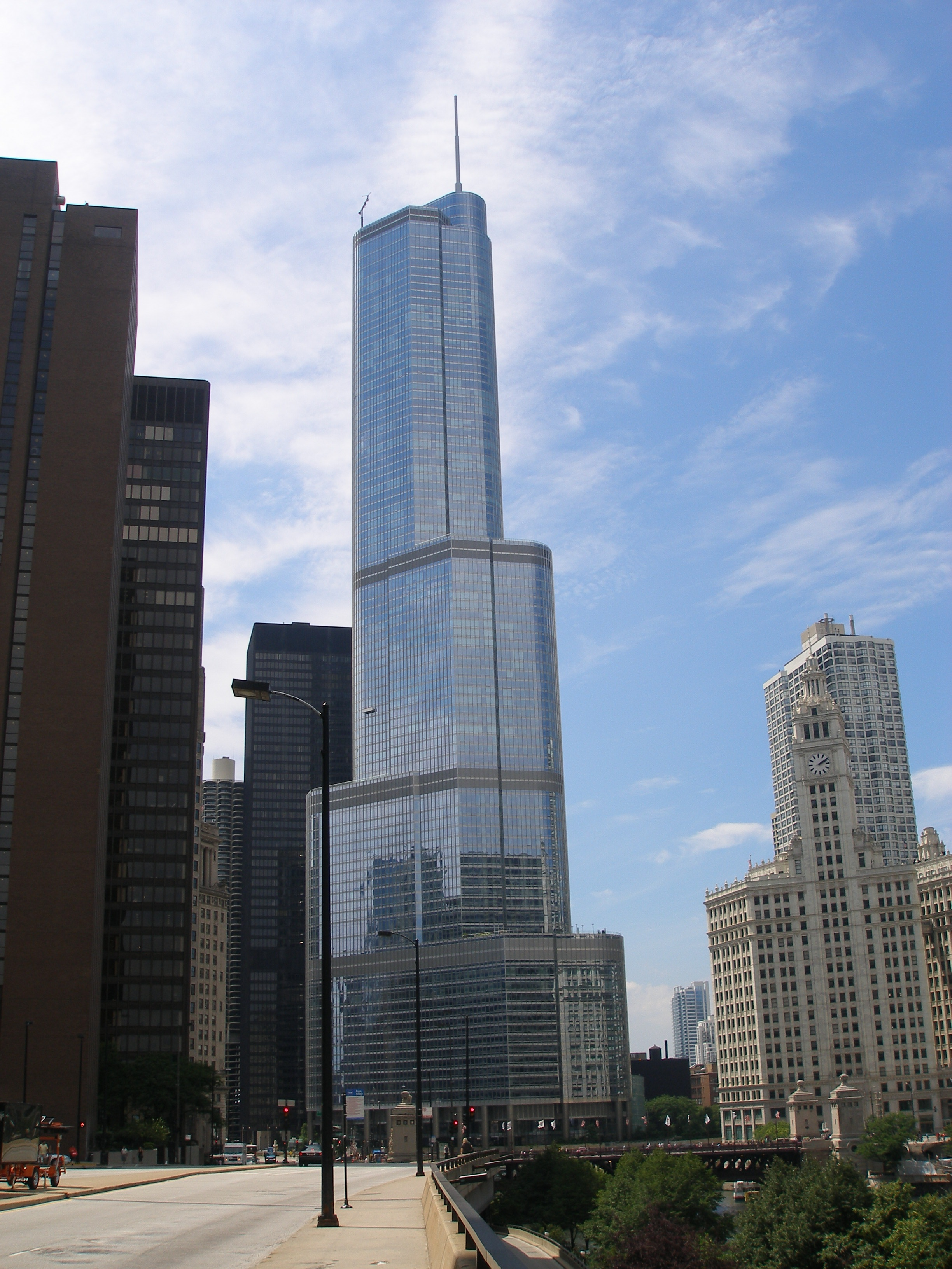 Opiniones de Trump International Hotel and Tower (Chicago)