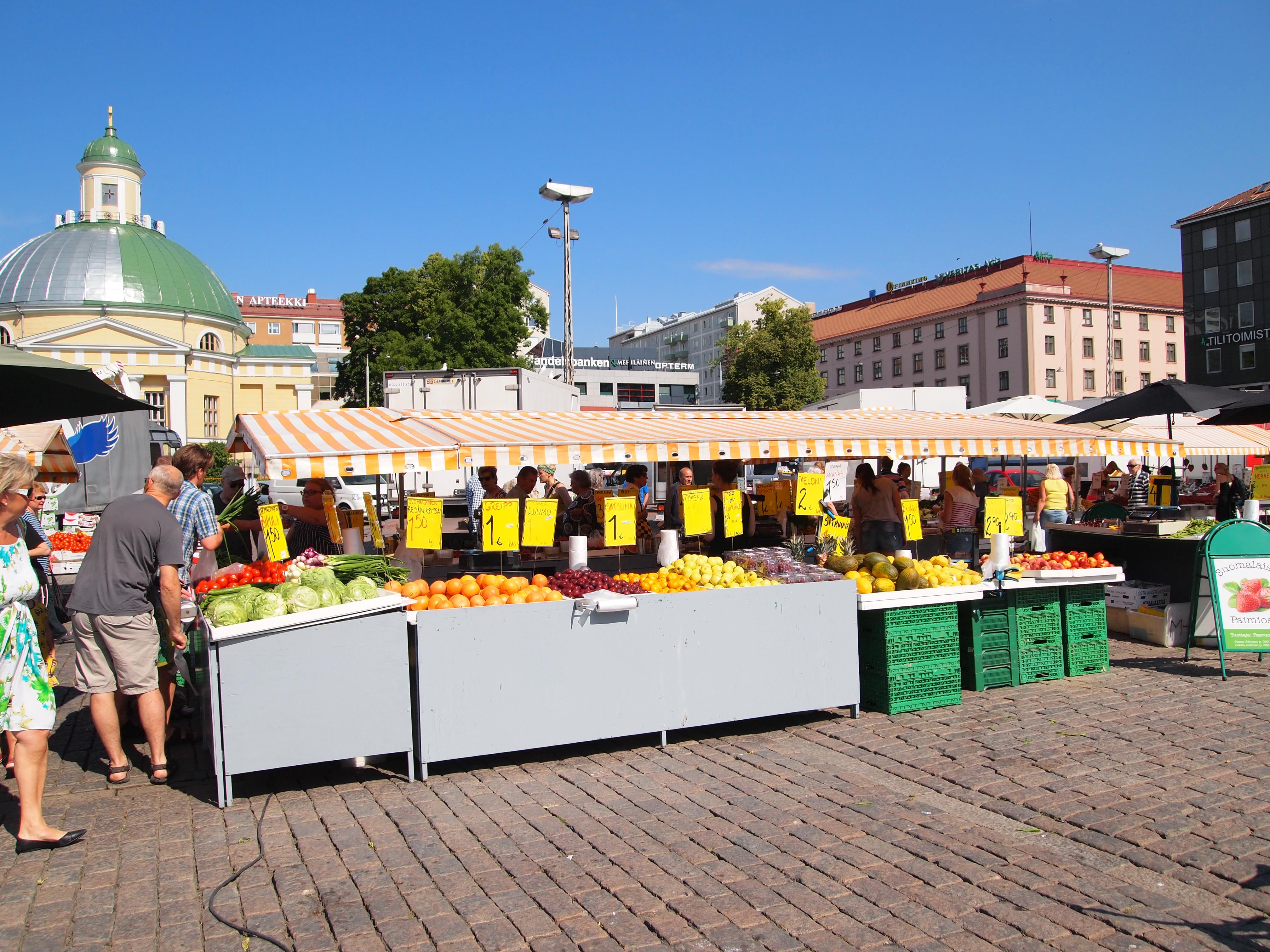 market turku
