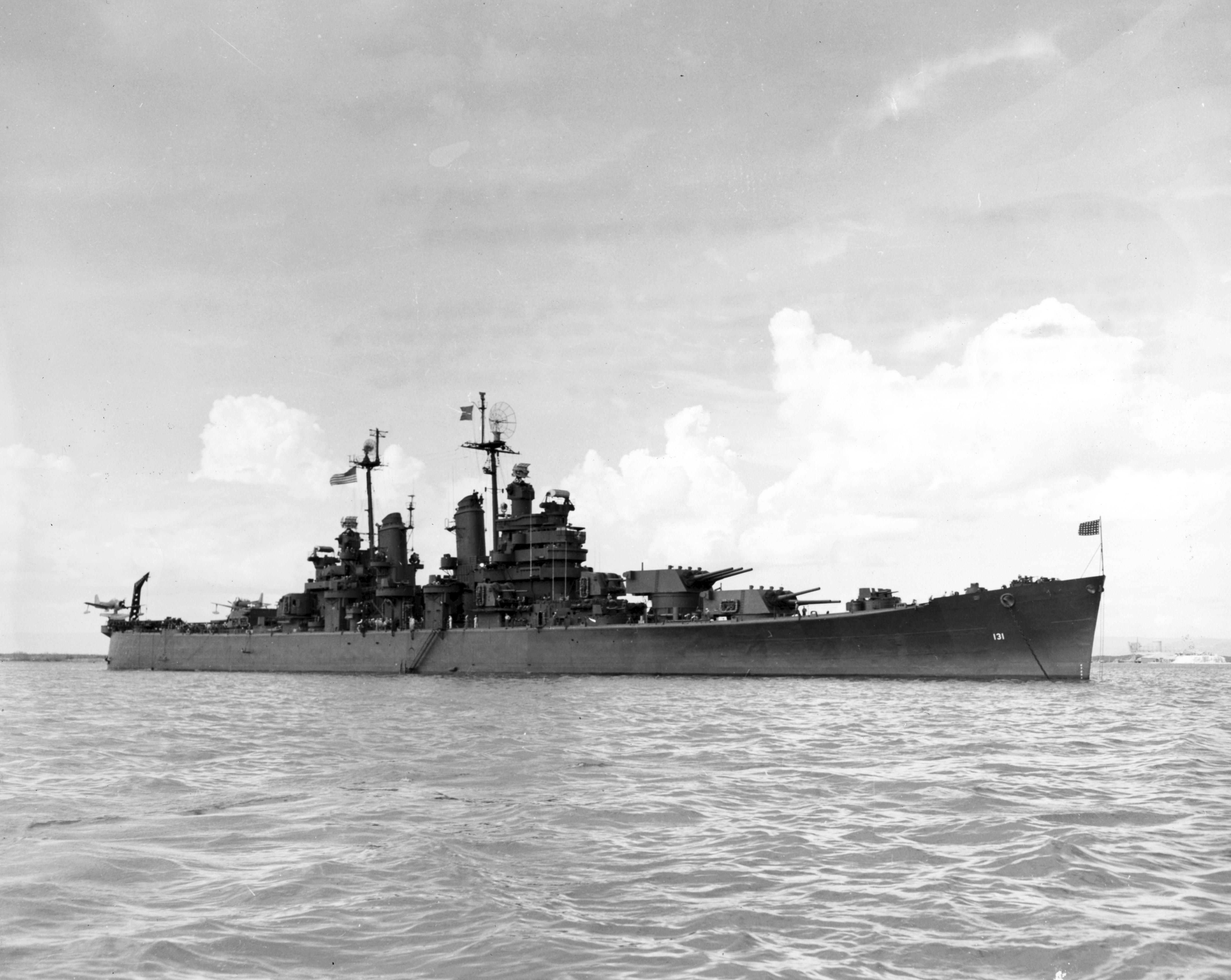 USS Fall River (CA-6) - Wikipedia