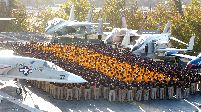 navy chief navy pride essay