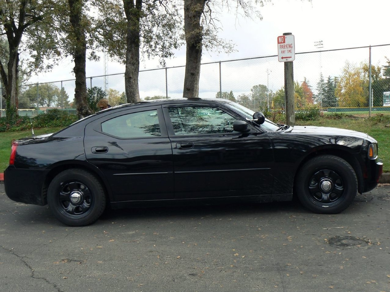 Unmarked Cop Car For Sale