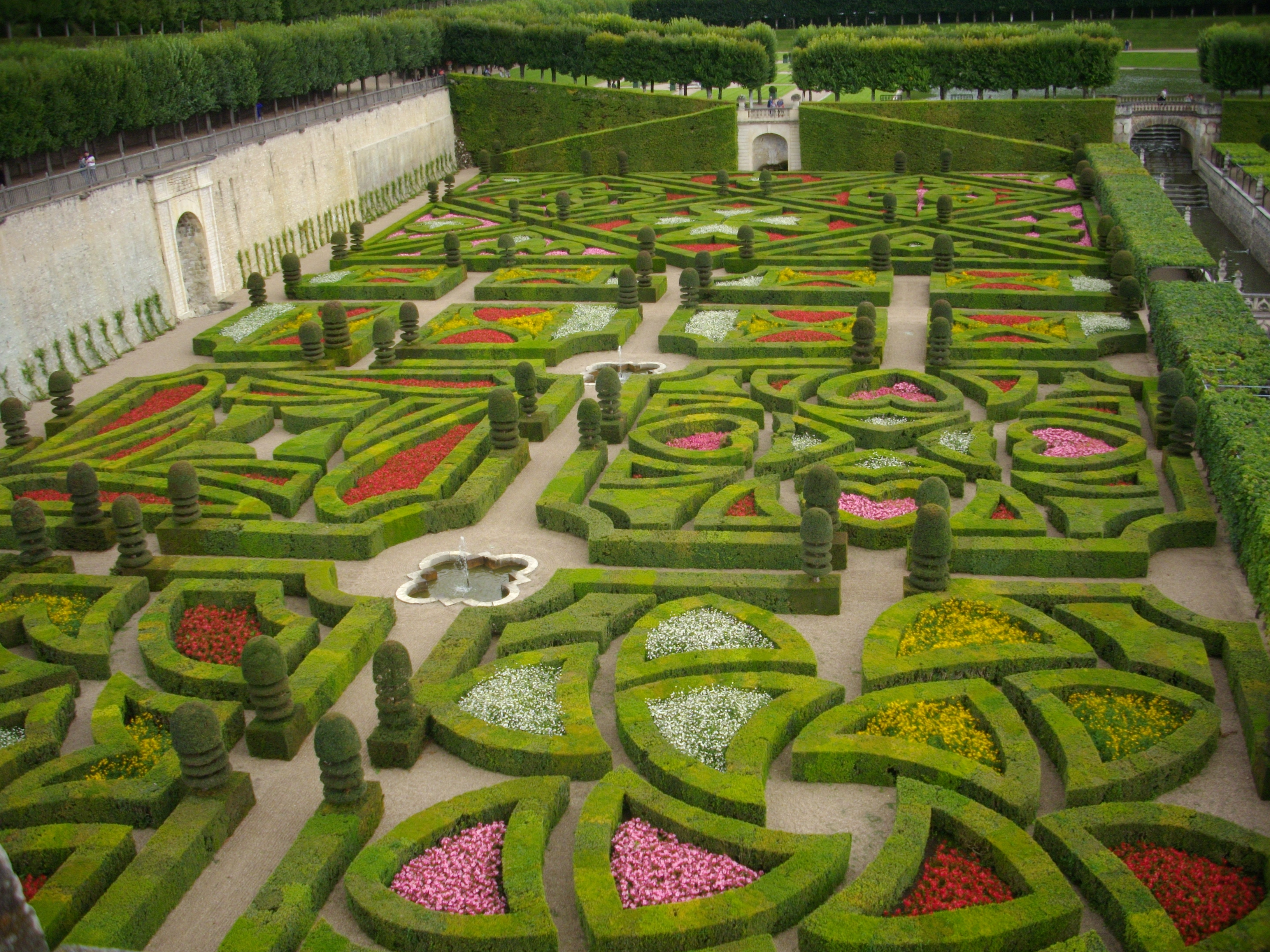 File Villandry Chateau Jardin D Ornement 04 Jpg Wikimedia Commons
