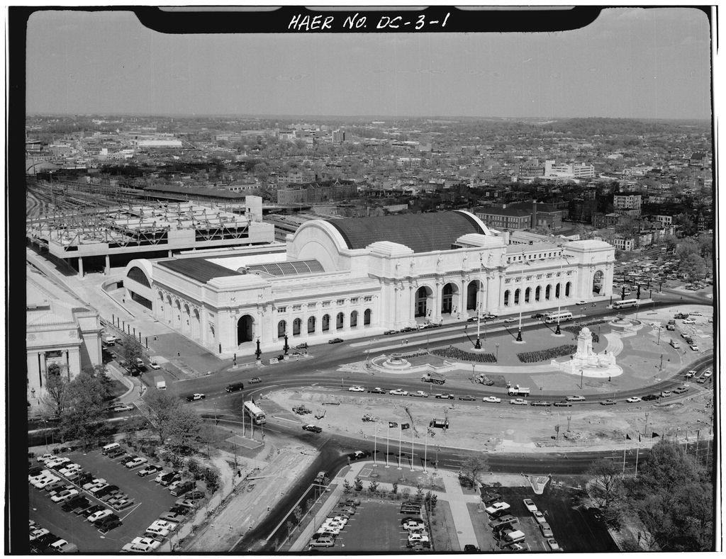 FileWASHINGTON TERMINAL COMPANY UNION STATION WASHINGTON DC