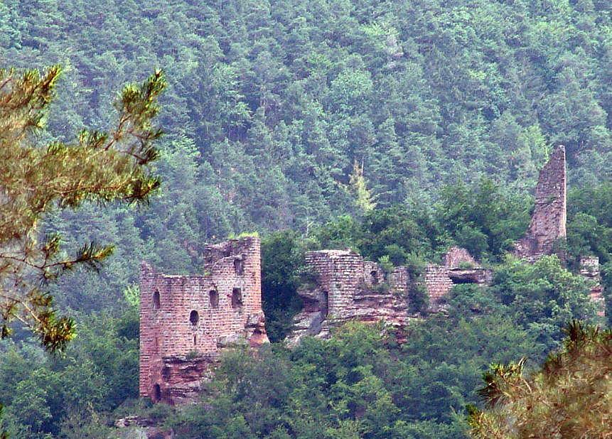 Château du Wasigenstein — Wikipédia