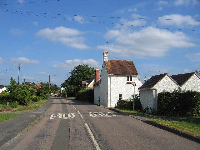 Wootton Wawen - geograph.org.uk - 21826