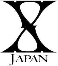 [J-Metal/Rock/Visual Kei] X JAPAN X_Japan_logo