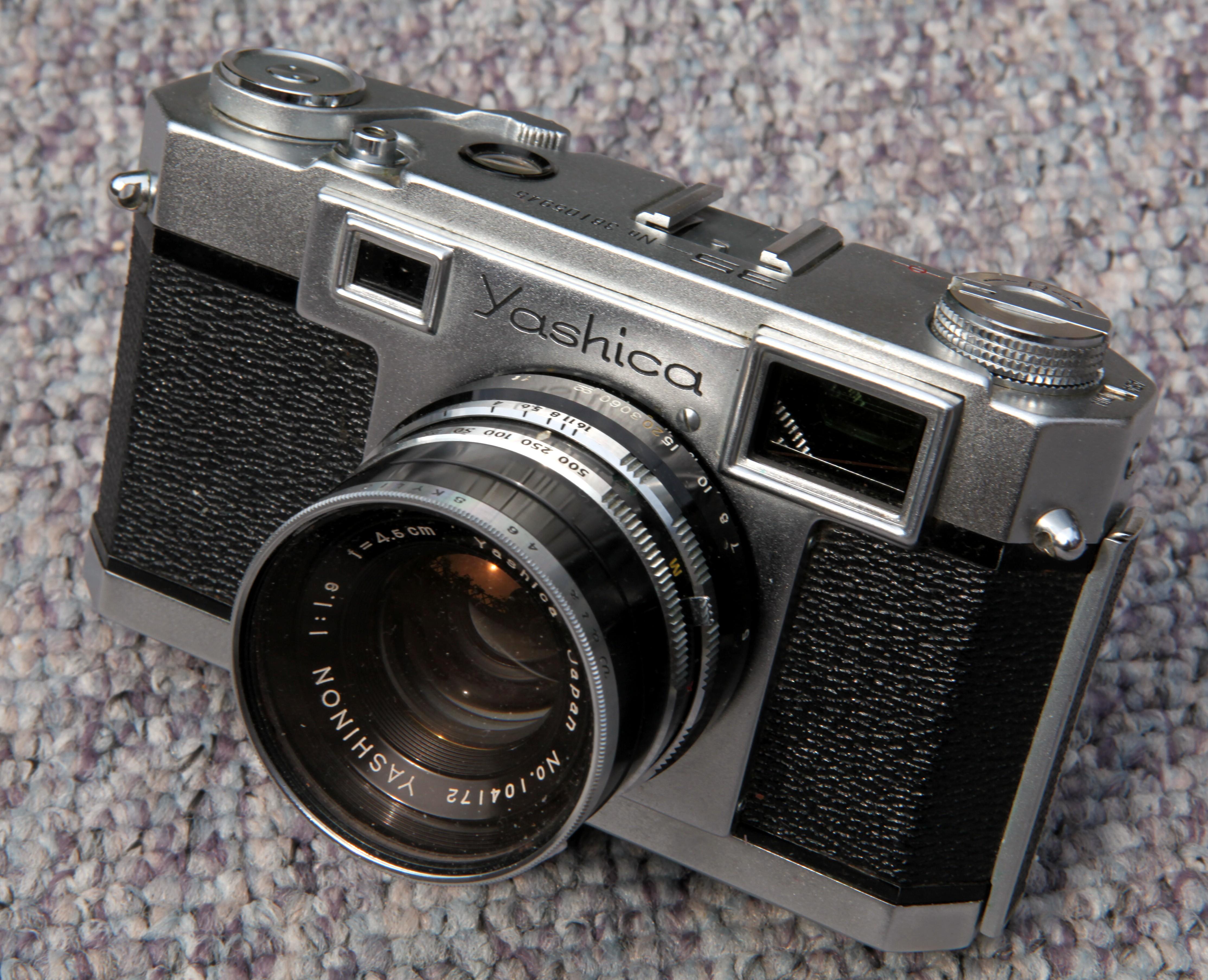 Самые популярные пленочные фотоаппараты сказать, что