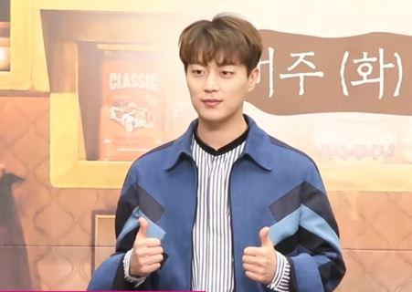 Yoon Doo-joon in February 2017